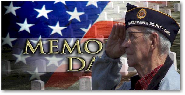Justin E. Huth's last salute