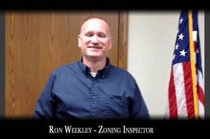Ron Weekley, Zoning Inspector