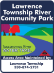 Lawrence Twp River Community Park Trail